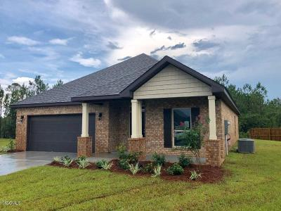Ocean Springs Single Family Home For Sale: 1295 Sage Ct