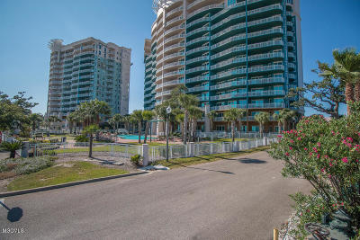 Gulfport Condo/Townhouse For Sale: 2228 Beach Dr #309