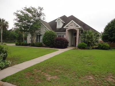 Ocean Springs Single Family Home For Sale: 7901 Rue Madison