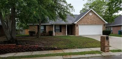 Gulfport Single Family Home For Sale: 15059 Remington Dr