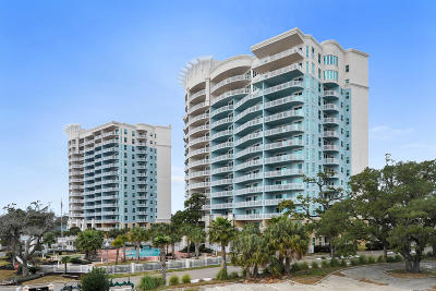 Gulfport Condo/Townhouse For Sale: 2230 Beach Dr #P-1406