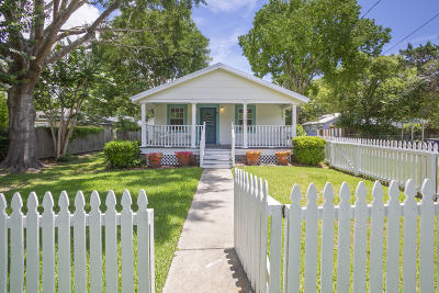 Ocean Springs Single Family Home For Sale: 502 Russell Ave