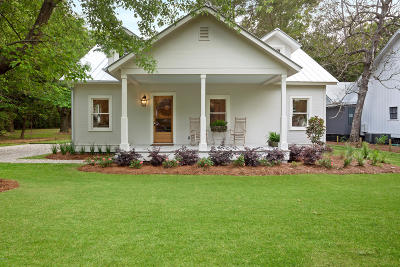 Ocean Springs Single Family Home For Sale: 406 Cleveland Ave