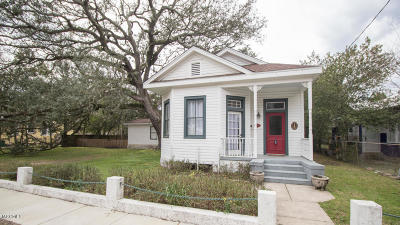 Biloxi Single Family Home For Sale: 281 Seal Ave