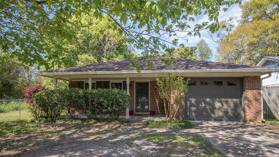 Gulfport Single Family Home For Sale: 2501 Kenneth Ave