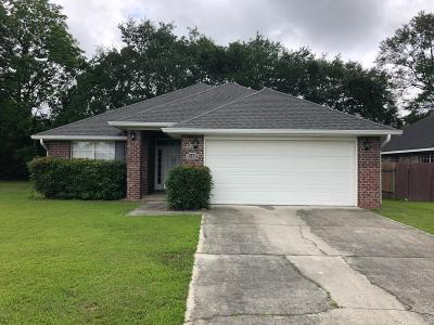 Biloxi Single Family Home For Sale: 15081 Clear Springs Dr