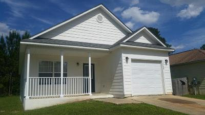 gulfport Single Family Home For Sale: 11598 Acorn Dr