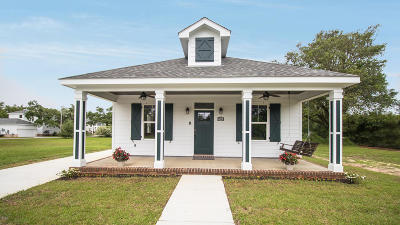 Gulfport Single Family Home For Sale: 625 Hardy Ave