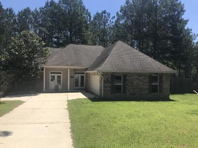 Saucier Single Family Home For Sale: 21596 E Edgewood Dr