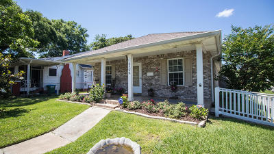 Gulfport Single Family Home For Sale: 3700 11th St
