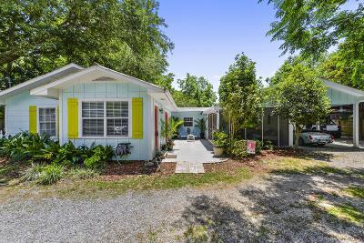 Bay St. Louis Single Family Home For Sale: 314 St John St