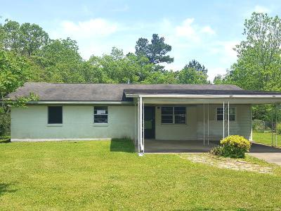 Ocean Springs Single Family Home For Sale: 10516 Oak St