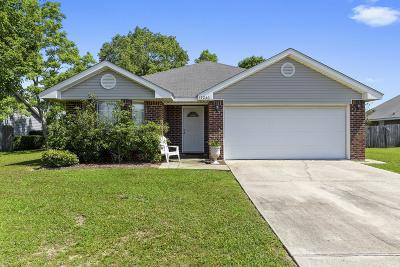 Gulfport Single Family Home For Sale: 14240 Sweetgum Ct