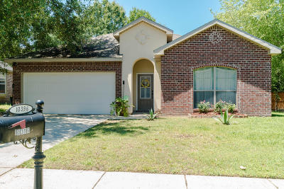 Gulfport Single Family Home For Sale: 10396 Huntleigh Dr