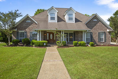 Ocean Springs Single Family Home For Sale: 200 Rue St Denis