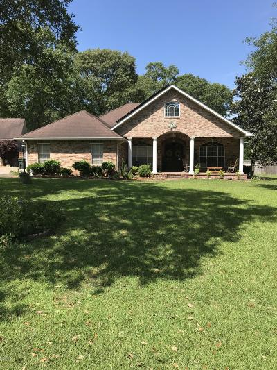 Biloxi Single Family Home For Sale: 18257 Fairway View Dr