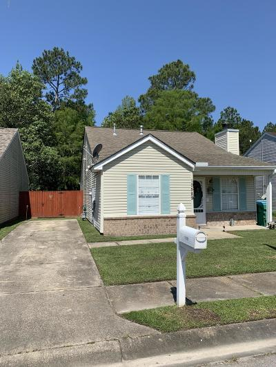 Gulfport Single Family Home For Sale: 10589 Bay Tree Dr