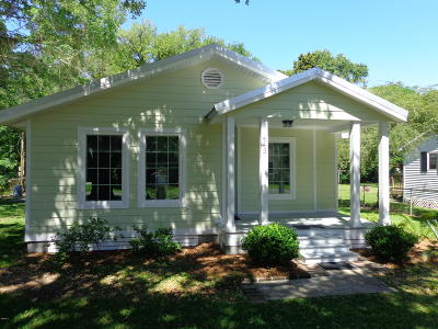 Gulfport Single Family Home For Sale: 443 Oak Grove Ave