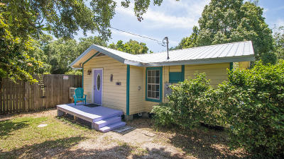 Gulfport Single Family Home For Sale: 1625 3rd St
