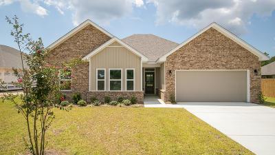 Gulfport Single Family Home For Sale: 18257 Big Leaf Dr
