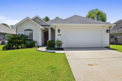 Gulfport Single Family Home For Sale: 13052 Oakberry Ln