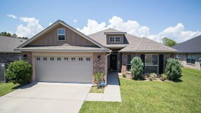Gulfport Single Family Home For Sale: 10627 Roundhill Dr