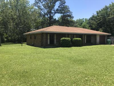 Gulfport Single Family Home For Sale: 14131 Lavelle Dr
