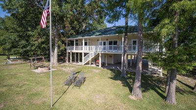 Biloxi MS Single Family Home For Sale: $289,900
