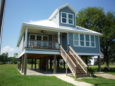 Gulfport Single Family Home For Sale: 4102 Finley St