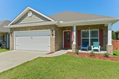 Gulfport Single Family Home For Sale: 14027 Waterford Cv