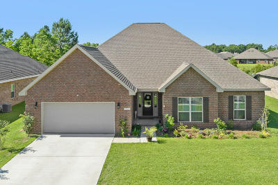 Gulfport Single Family Home For Sale: 10861 Chapelwood Dr