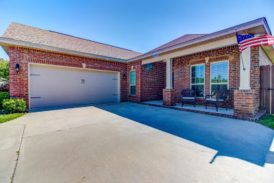 Gulfport Single Family Home For Sale: 16911 Esplanade Dr