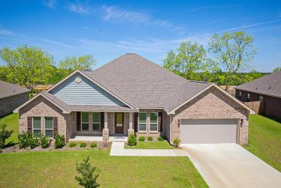 Gulfport Single Family Home For Sale: 10605 Harvest Dr