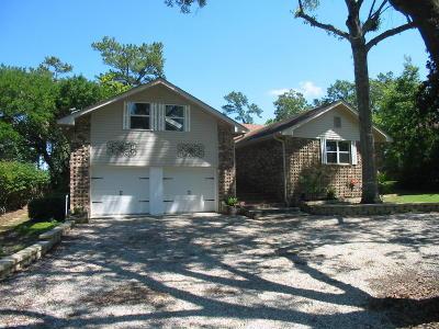 Diamondhead Single Family Home For Sale: 7600 Fairway Dr
