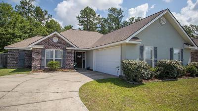 Ocean Springs Single Family Home For Sale: 2201 Rhonda Ave