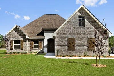 Gulfport Single Family Home For Sale: 8782 Sundown Ln