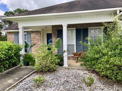 Gulfport MS Single Family Home For Sale: $159,900