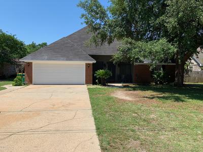 Ocean Springs Single Family Home For Sale: 5012 Deborah St