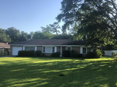 Gulfport MS Single Family Home For Sale: $125,000