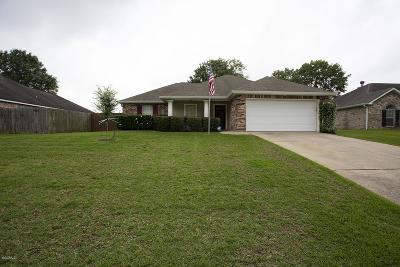 Ocean Springs Single Family Home For Sale: 7321 W Falcon Cir