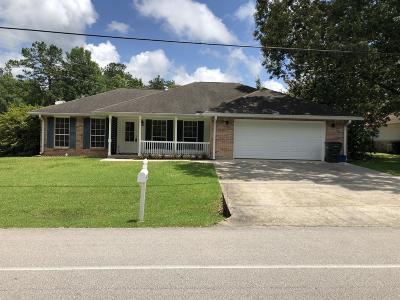 Diamondhead Single Family Home For Sale: 8720 W Diamondhead Dr