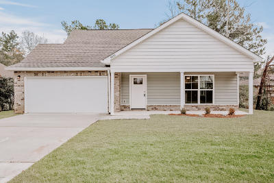 Diamondhead Single Family Home For Sale: 8830 Hana Pl