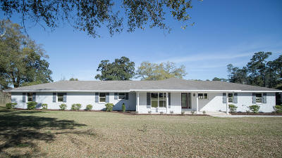 Biloxi Single Family Home For Sale: 11161 Shorecrest Rd