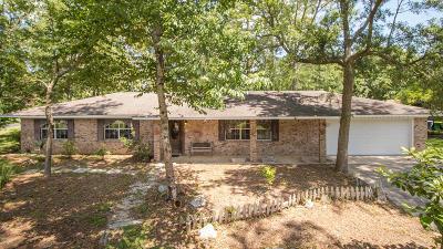 Ocean Springs Single Family Home For Sale: 6129 Gruich Cir