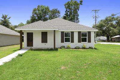 Gulfport MS Single Family Home For Sale: $149,999