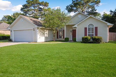 Gulfport MS Single Family Home For Sale: $139,900
