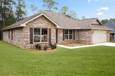 Gulfport MS Single Family Home For Sale: $229,900