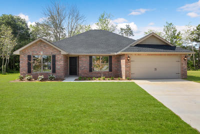 Saucier Single Family Home For Sale: 17200 Birchwood Ln