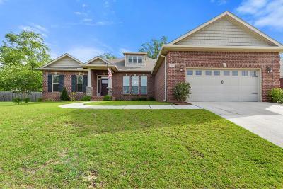 Ocean Springs Single Family Home For Sale: 9509 Sanctuary Blvd