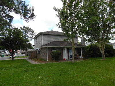 Gulfport MS Multi Family Home For Sale: $119,500
